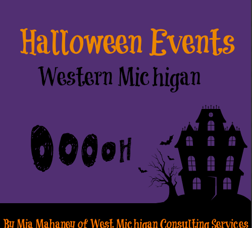 Halloween Events October 2018-Western Michigan