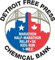 Annual Detroit Free Press/Chemical Bank Marathon – Oct 19-20th