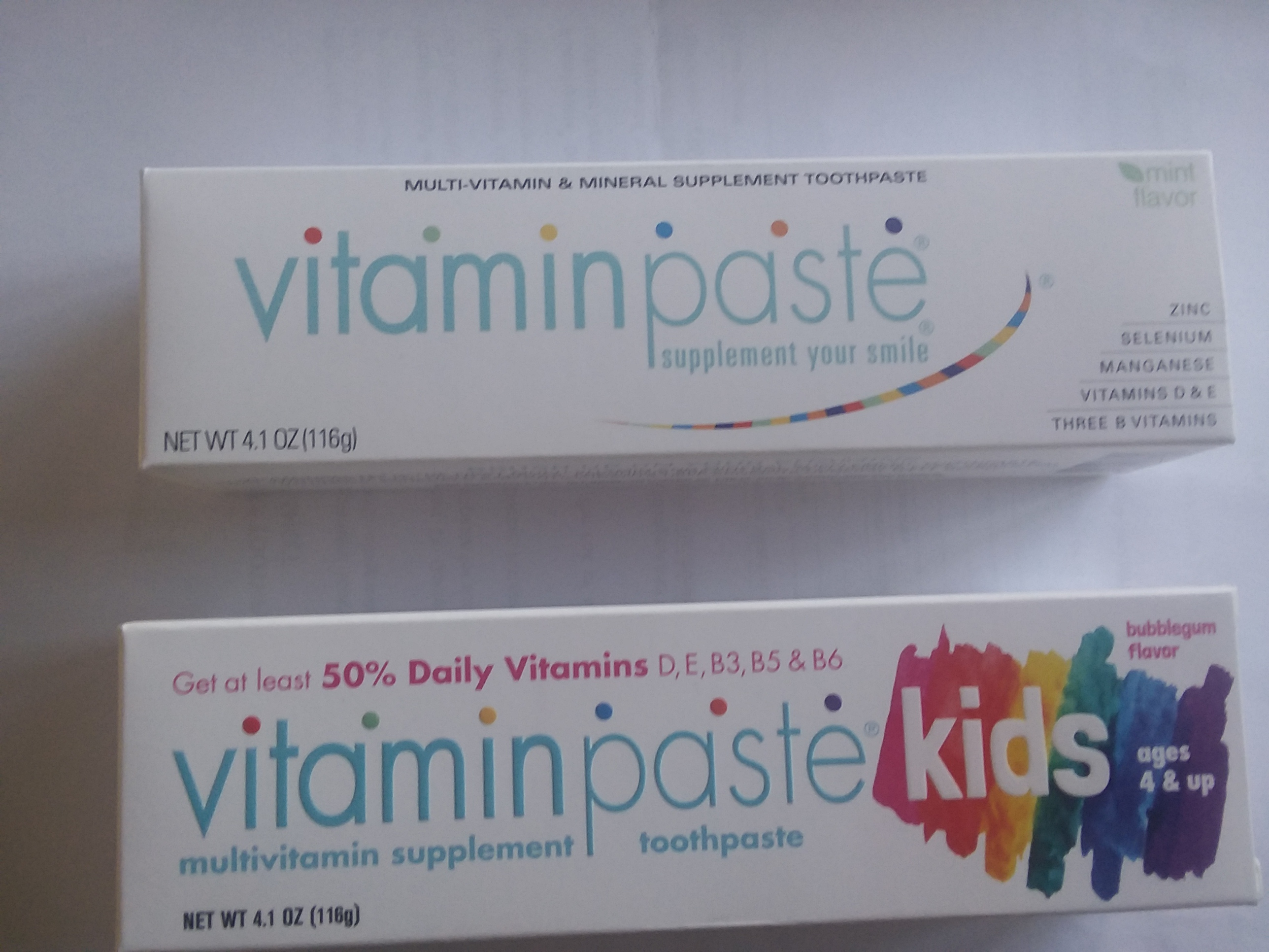 Vitaminpaste® Toothpaste – Product Highlight and Review
