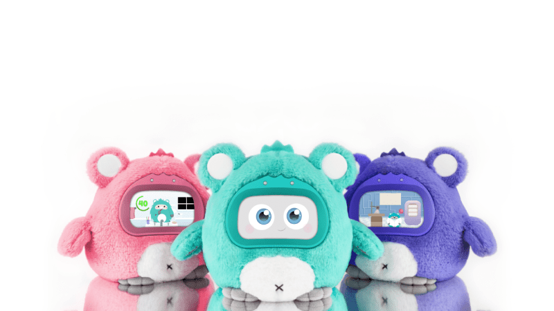 Children's New Furry Playmate: Woobo {Product Promotion}