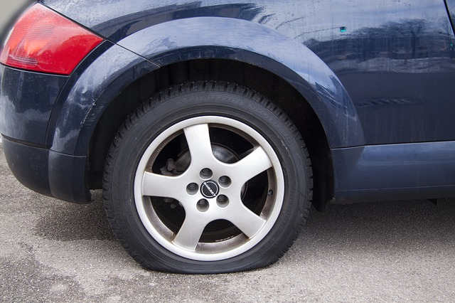 Preparing Your Teen for Flat Tires