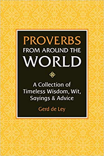 Proverbs From Around the World – Book Showcase