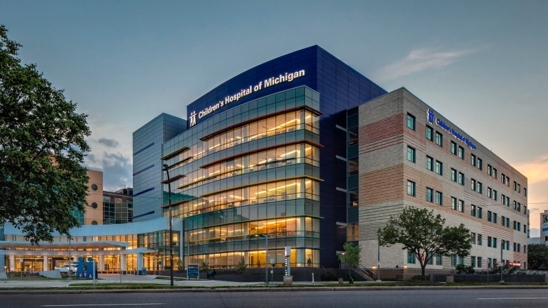Children's Hospital of Michigan Joins Emergency Preparedness Consortium