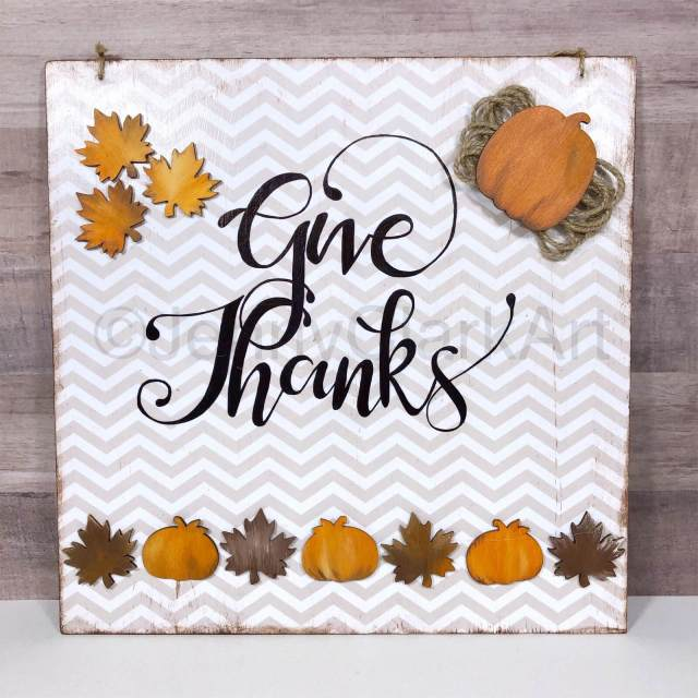 mmn give thanks finished