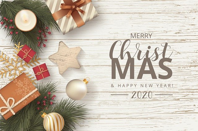 Merry Christmas & Happy New Year! See You in 2020!