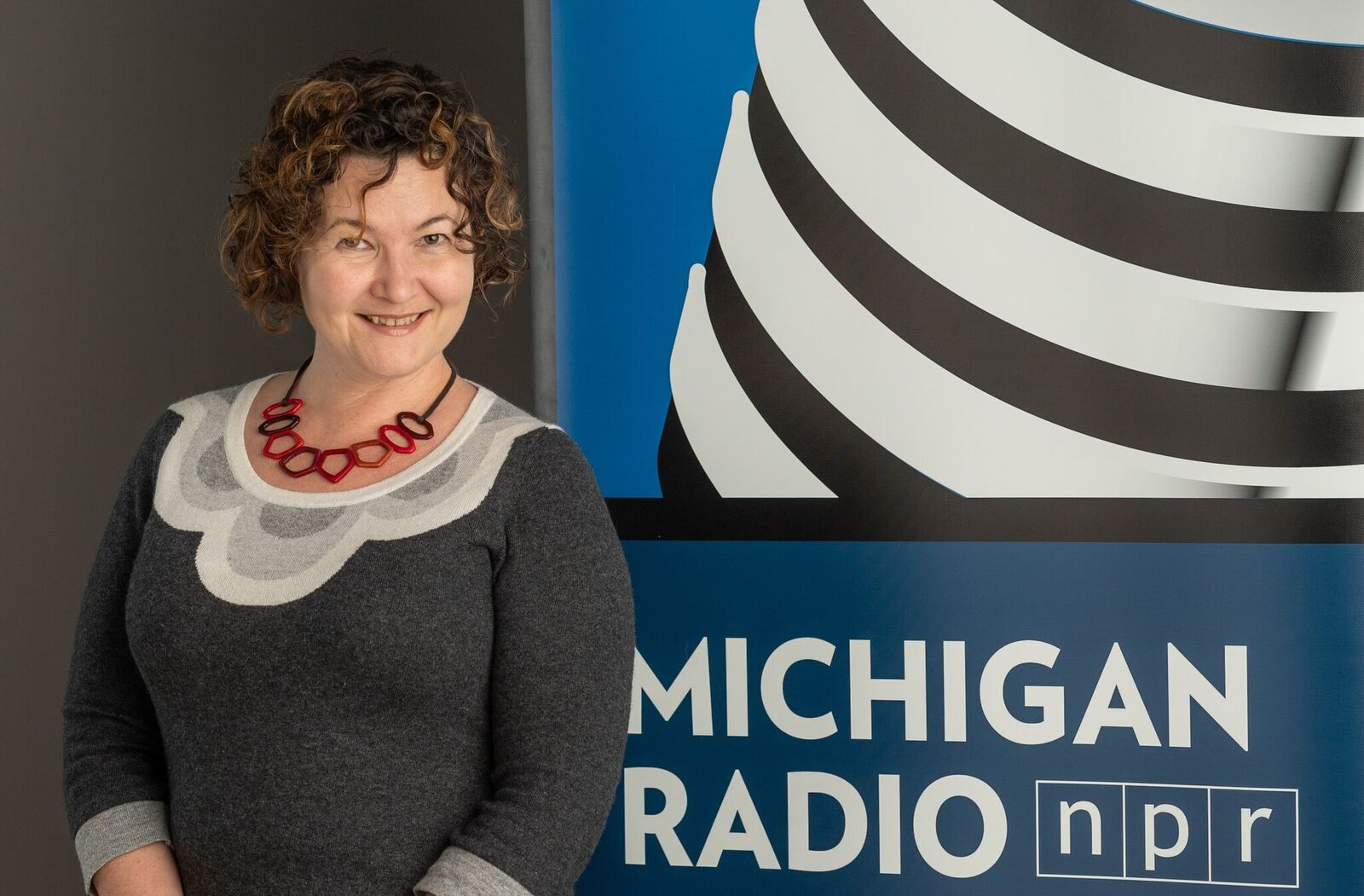April Baer Joins Michigan Radio as New Host of Stateside