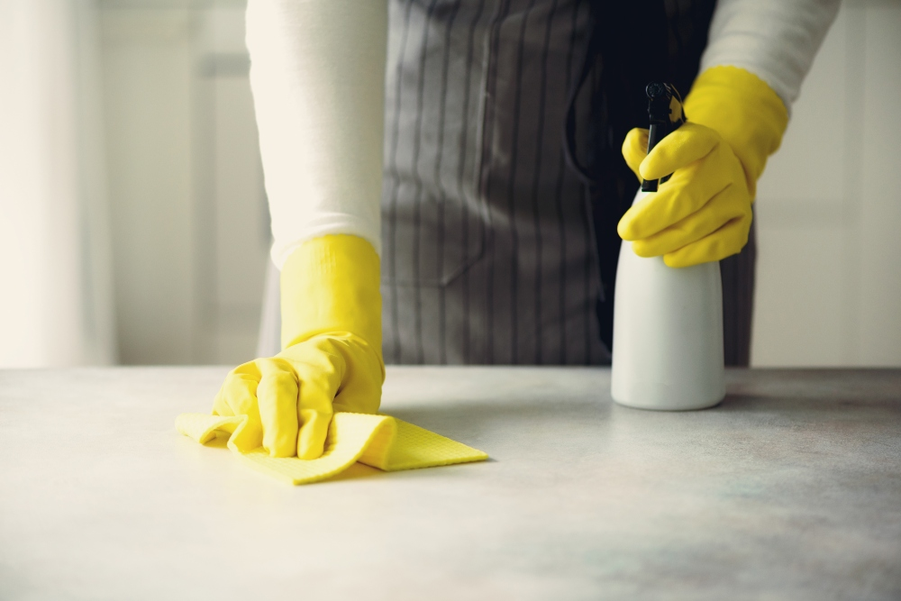 How to Clean Your Home Without Agitating Your Kids' Allergies