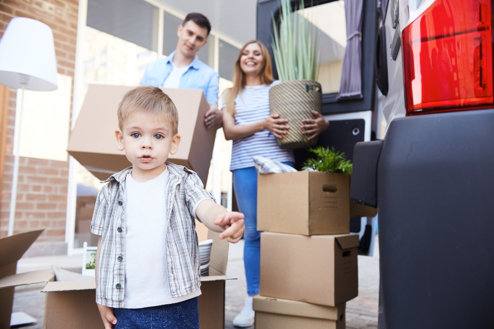 8 Tips to Follow When Moving with Young Children