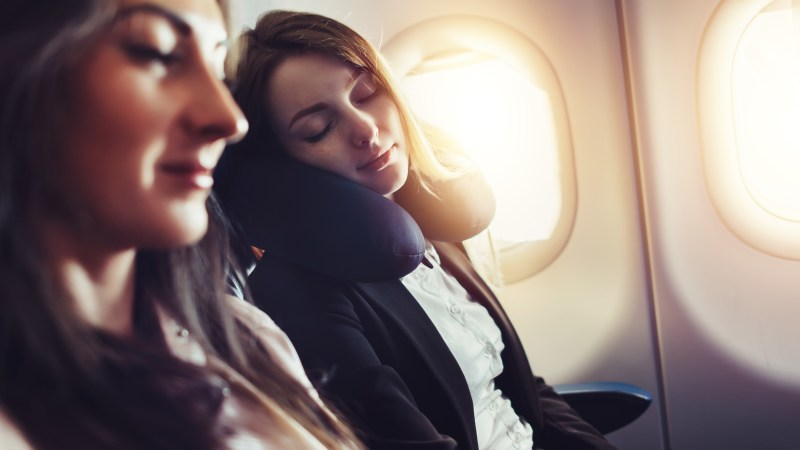 Making the Most of a Low-Cost Flight without Sacrificing Comfort