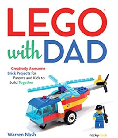 Lego with Dad – Book Promotion