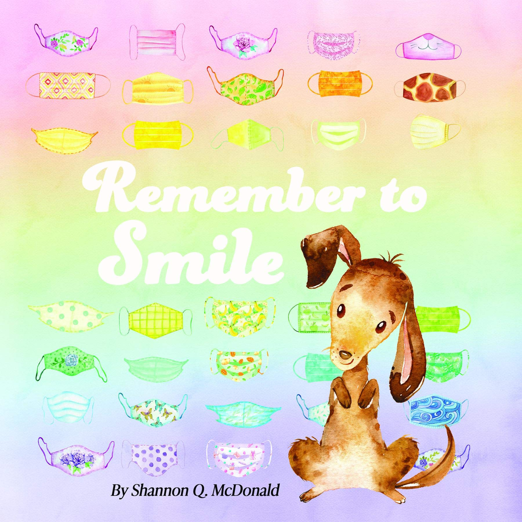 Remember to Smile – Book Promotion