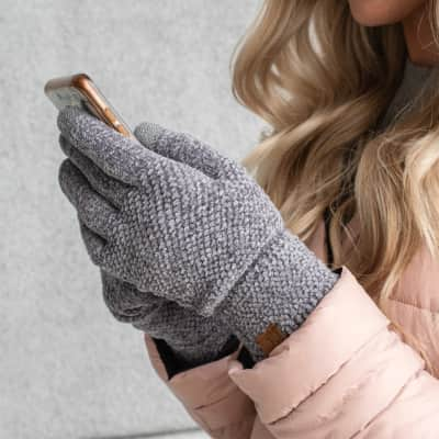 Eco-Friendly Chenille Touchscreen Gloves! SALE ENDS 11/23/2020