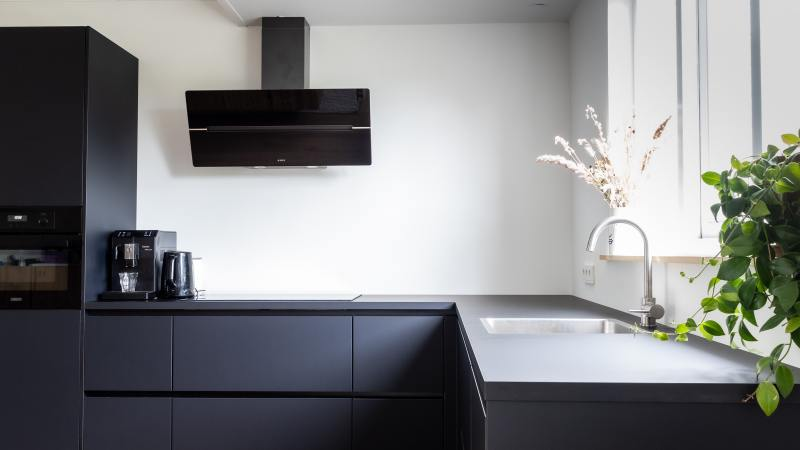Trends 2020: Kitchens Are Going Back to Black