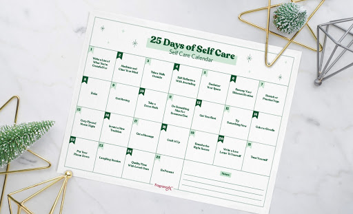 25 Days of Treating Yourself This Holiday Season