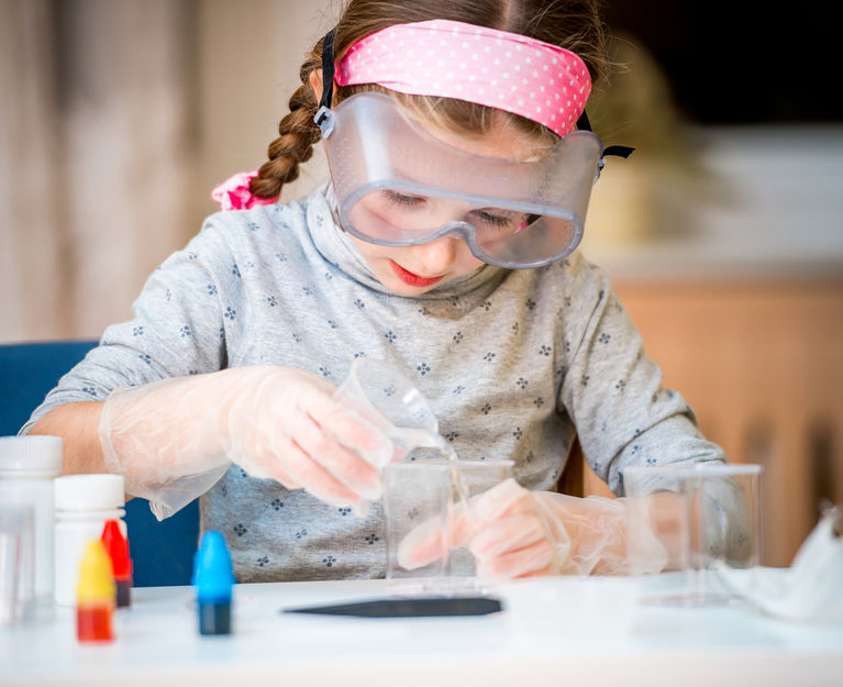 Four Science Experiments to Try at Home with Kids