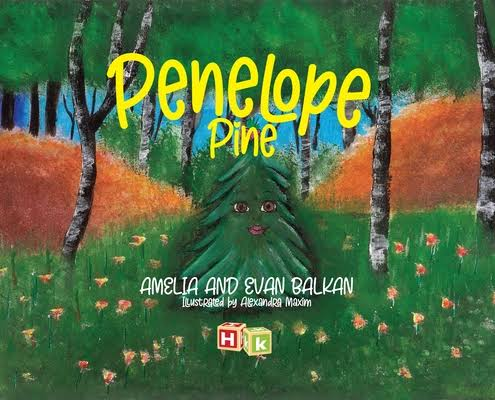 Children's Book: Penelope Pine
