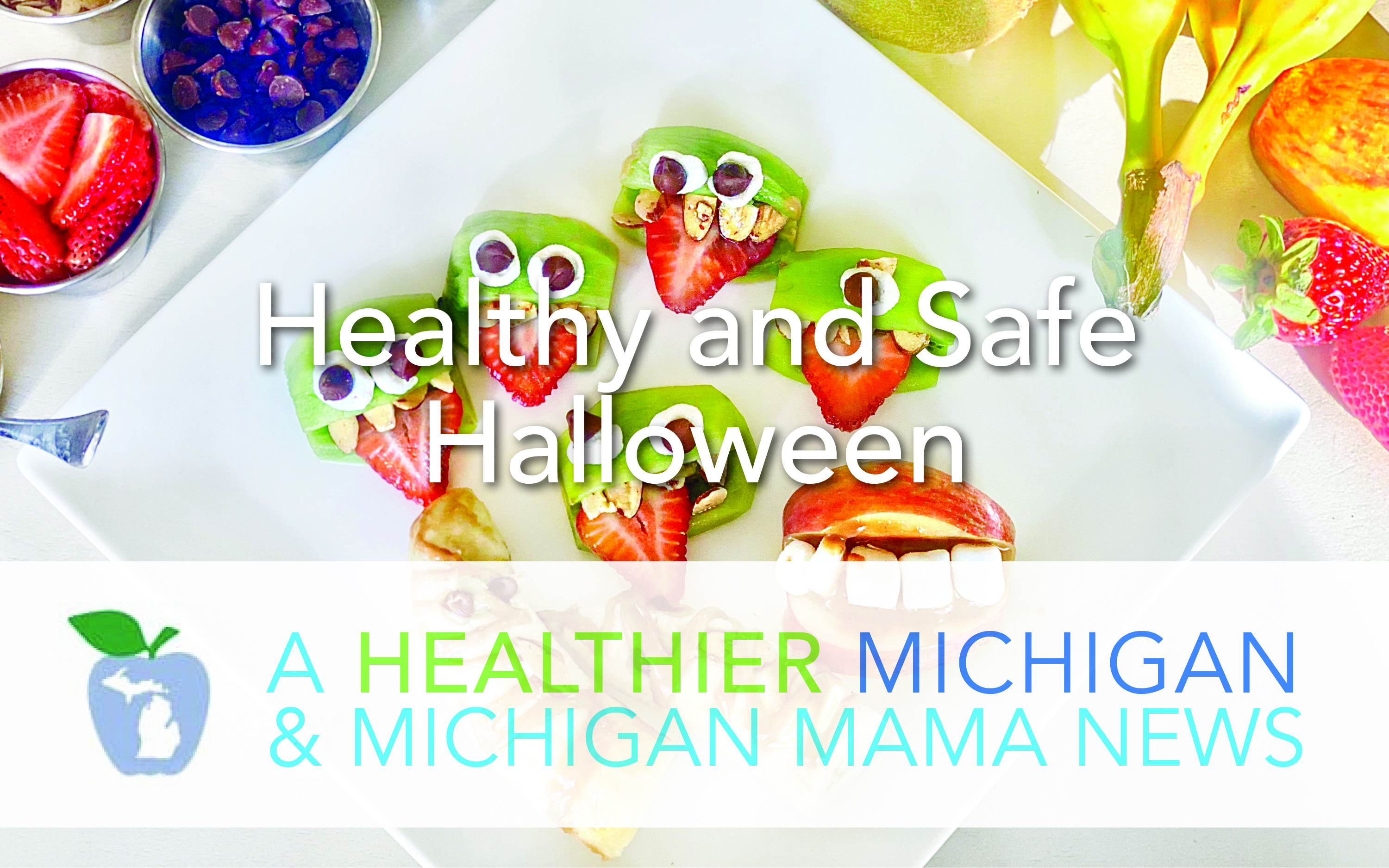 Healthy and Safe Halloween