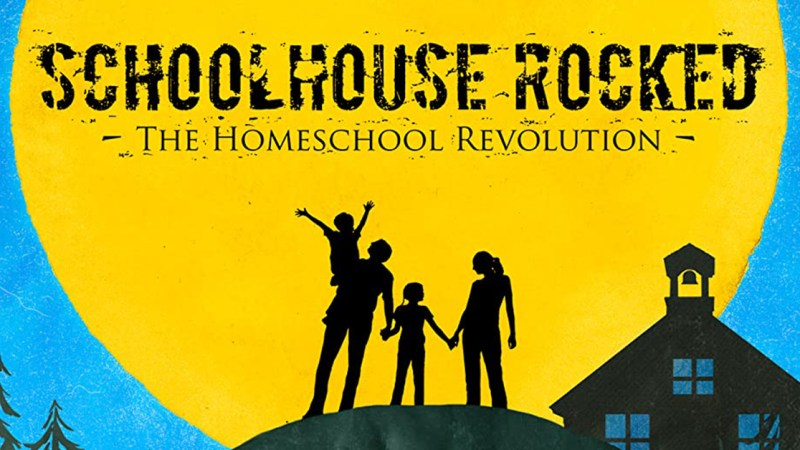 SCHOOLHOUSE ROCKED: The Homeschool Revolution – to Release November 12