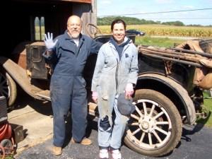 Craig & Janet Correll Hebron IN, Sept. 16, 2011