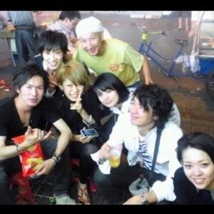 上海ヘアショーと綾小路さんと。