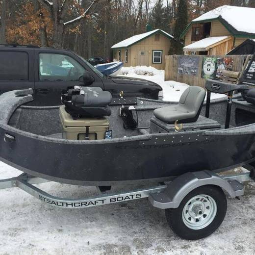 Product Review: Stealthcraft 13′ Drift Boat