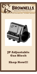 JP Enterprise's Adjustable Gas Block