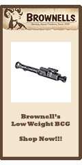 Brownell's Low Weight Bolt Carrier Group