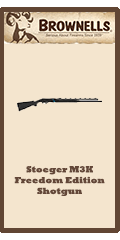 stoeger m3k freedom edition