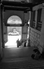Gare Saint-Lazare (juillet-août 2003)
