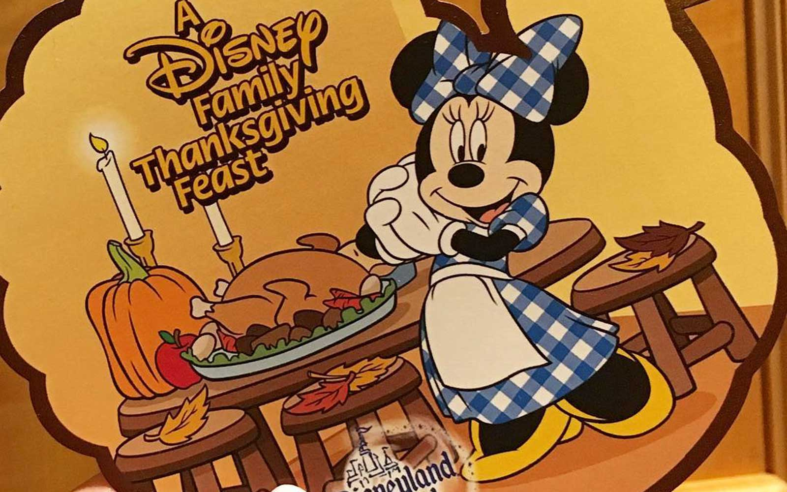 How To Disney Fy Thanksgiving With Your Friends And Family