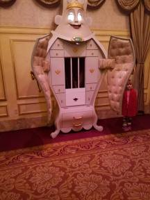 our talking cabinet