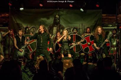 Vikings on stage