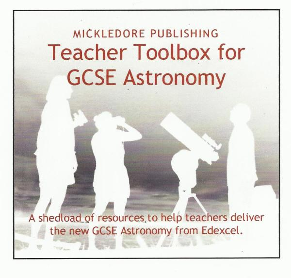 Teacher Toolbox for GCSE Astronomy