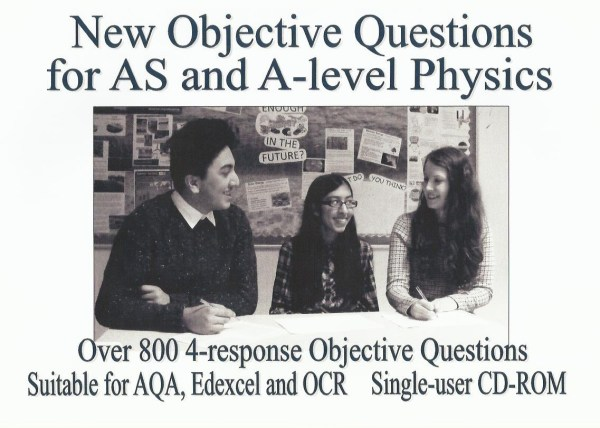 New Objective Questions for AS and A-level Physics