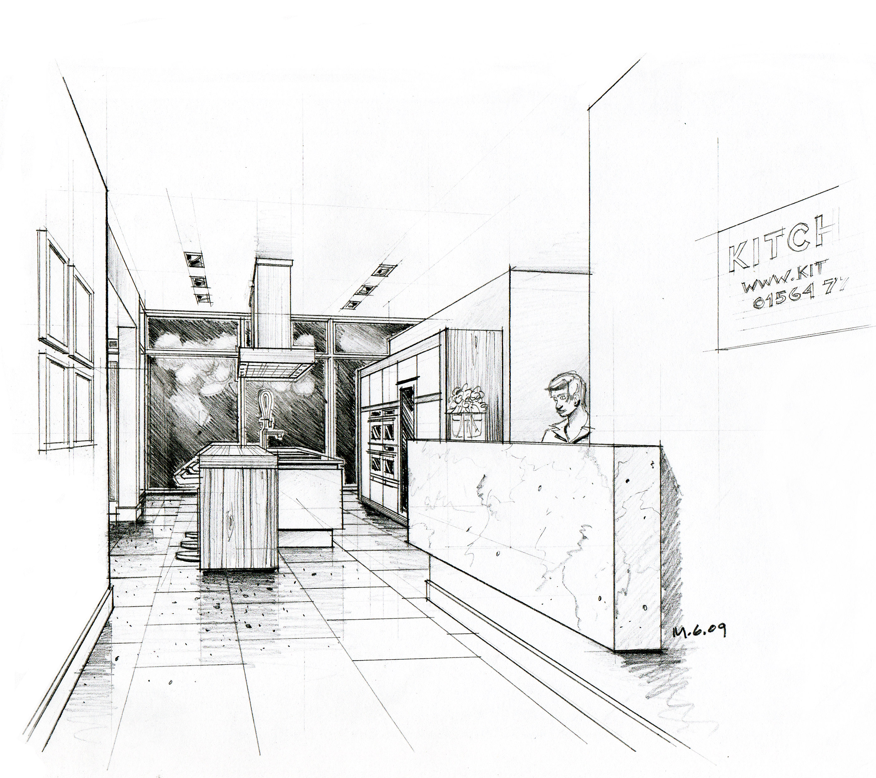 Plans Reception Desk Construction Drawings Download