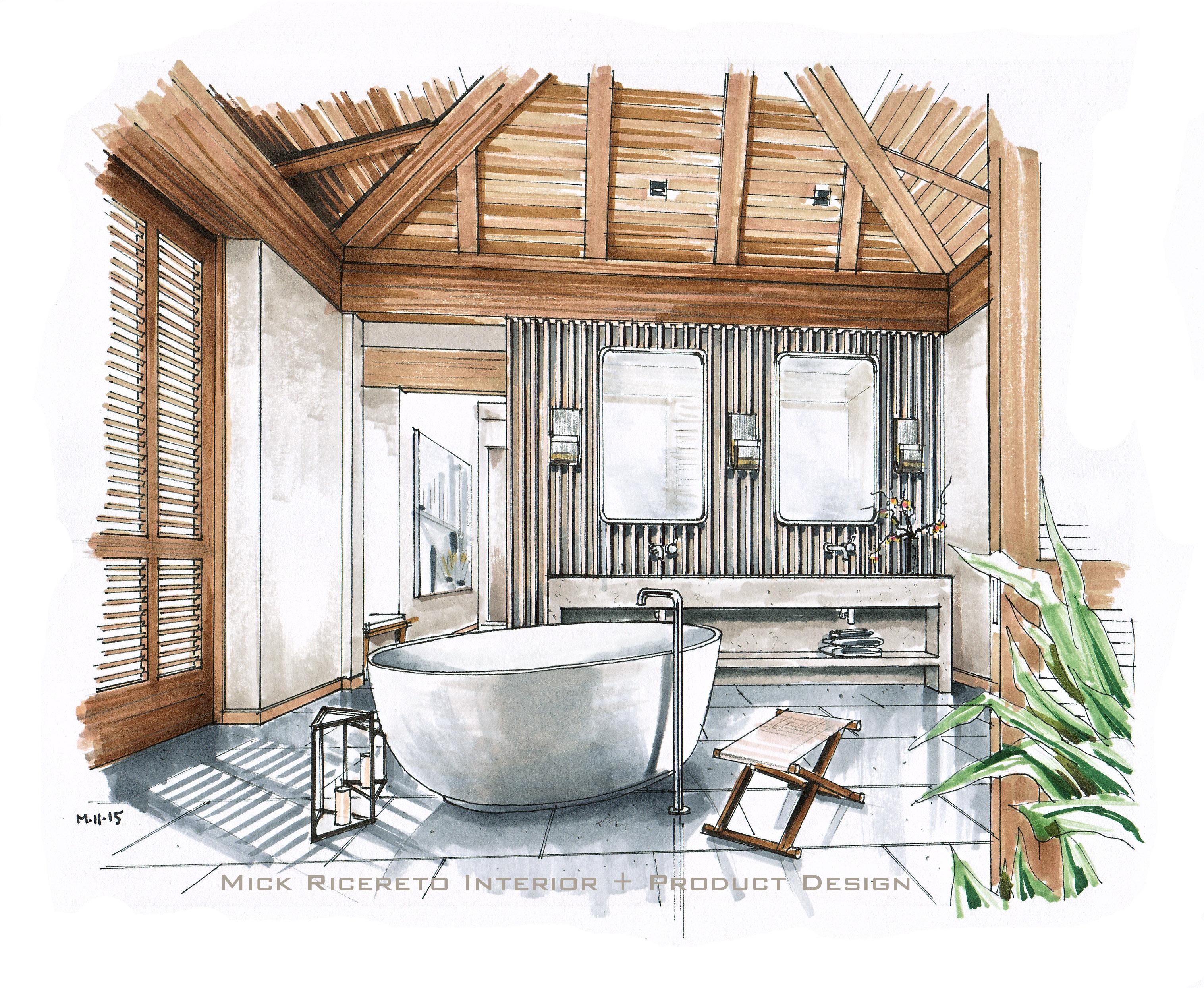 Architecture Mick Ricereto Interior Product Design