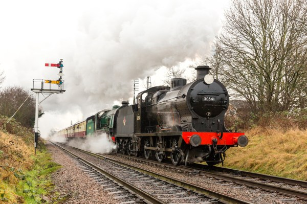 Mick Rogers | GCR Winter Steam Gala, 28th January 2017