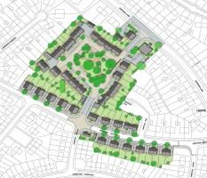 Easel Housing led regeneration
