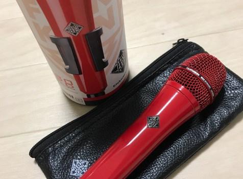 TELEFUNKEN M80 REDを手に入れた!(8/9 18時 追記レビュー有り)