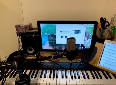 現在の音楽制作環境・機材(2020年4月)