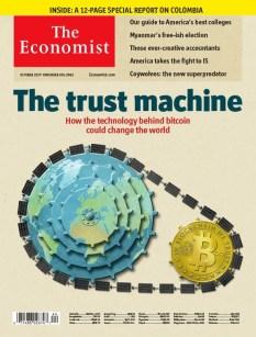 The Economist Bitcoin