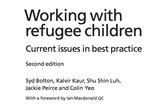 10-Working-with-refugee-children_current-issues-in-best-practice-second-edition-Immigration-Law-Practitioners-Association-ILPA-February-2012-report-cover