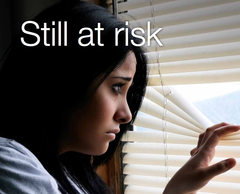 Still at Risk Report Cover