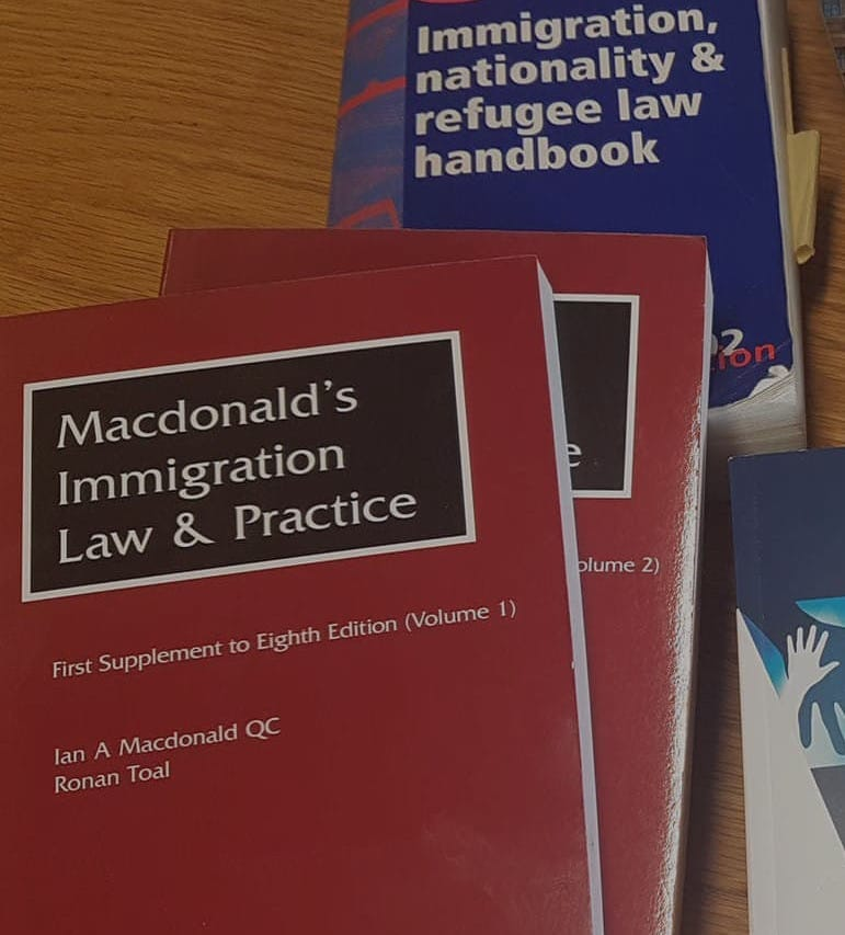 Legal Advice & Representation