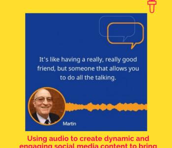 Portfolio Empowering Conversations podcast logo