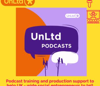 Portfolio UnLtd podcast logo