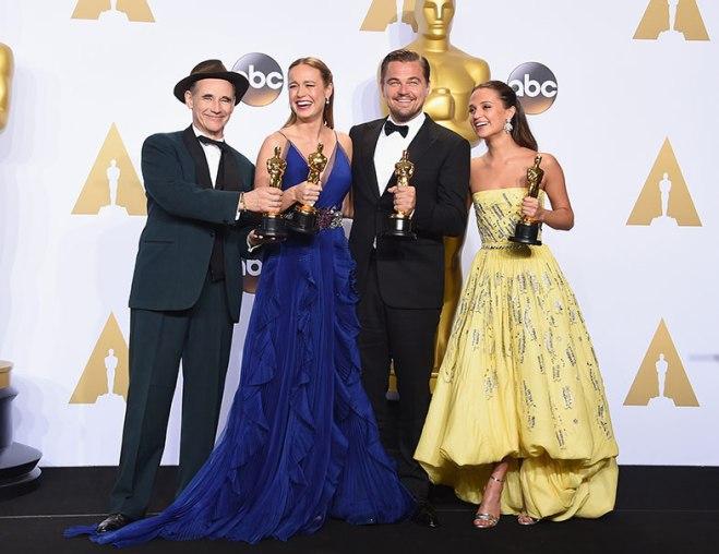 Los 4 ganadores