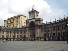 Piazza Dante Alighieri - Napoli