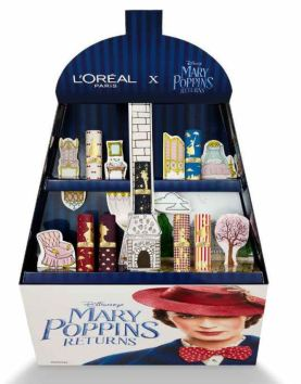 mary poppins l'oreal paris