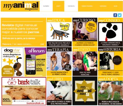 myanimalmagazine.com